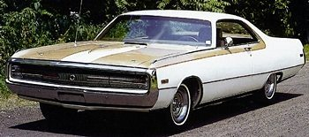 1970s Cars Chrysler