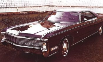 Cars With 3 Rows Of Seats >> 1970s Cars - Chrysler