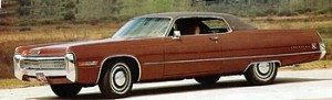 72 Chrysler Imperial