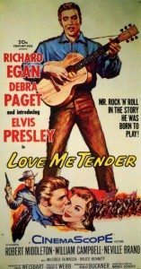 Elvis - Love Me Tender
