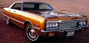 1973 Chyrsler Newport
