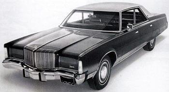 1974 Imperial LeBaron