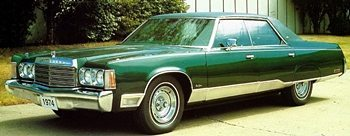 1974 Chrysler New Yorker Brougham