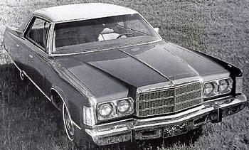 1970s Cars Chrysler