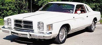 1979 Cordoba Coupe