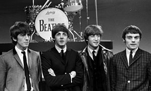 The Beatles with Jimmie Nicol