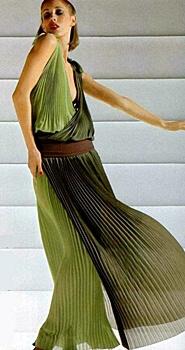 Pierre Cardin 1960s Mod fashions