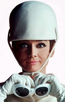 Andre Courreges 1960s mod fashion
