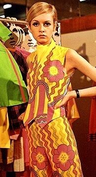 Mod fashions at Biba