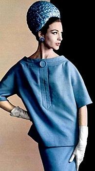 Christian Dior mod fashions