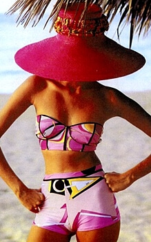 fashion swimwear by Emilio Pucci