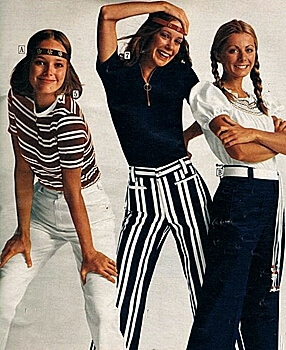 1960s fashion - Teen Clothing