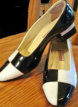 1960s Fashion Shoes