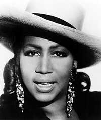 Aretha Franklin 1960s music
