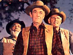 John McIntire, Terry Wilson, Frank McGrath