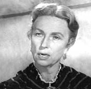 Wagon Train - Agnes Moorehead