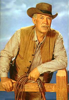 Ward Bond - color