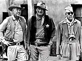 Ward Bond - John Wayne - John Ford